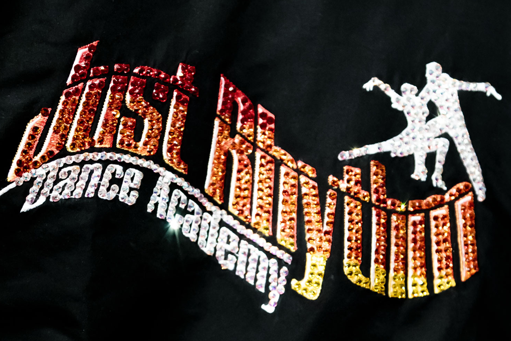 Just Rhythm Dance Academy Crystal Logo