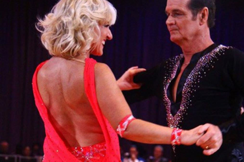 Beginners Dancesport classes for all ages