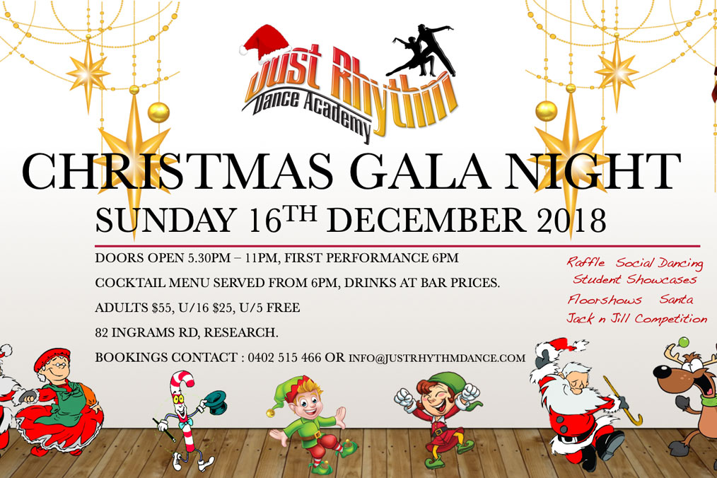 Christmas Gala Night 2018