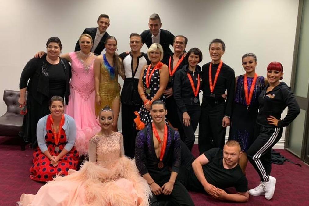 Victorian Dancesport Championships