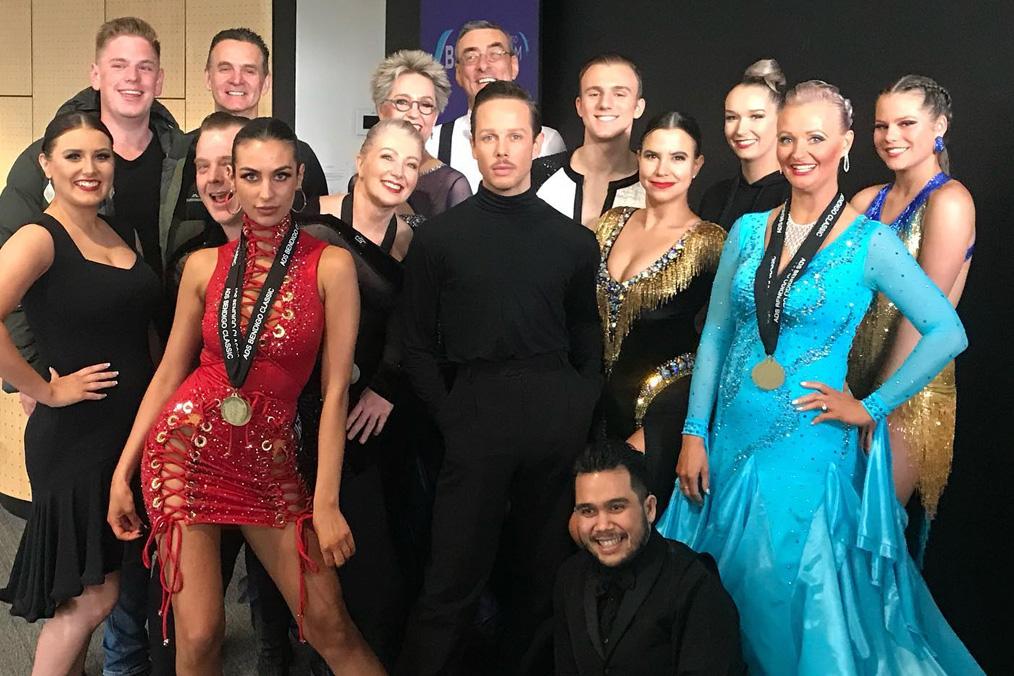 2019 ADS Bendigo Dancesport Classic