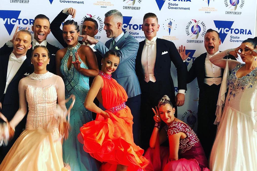 Australian Dancesport Championships 2019