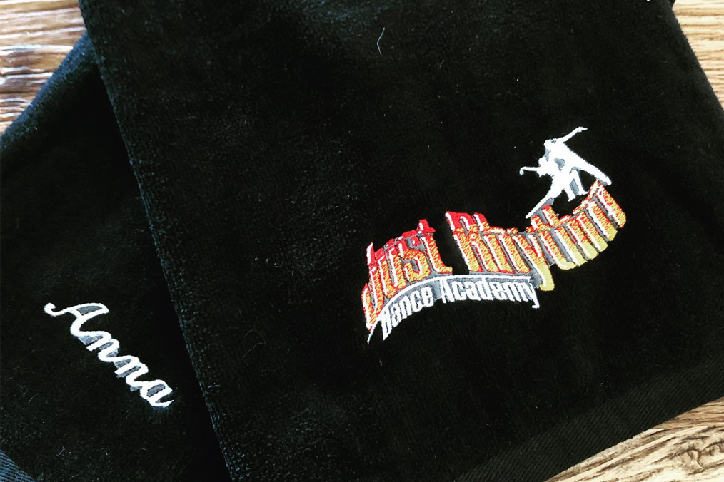 Just Rhythm Towels now available
