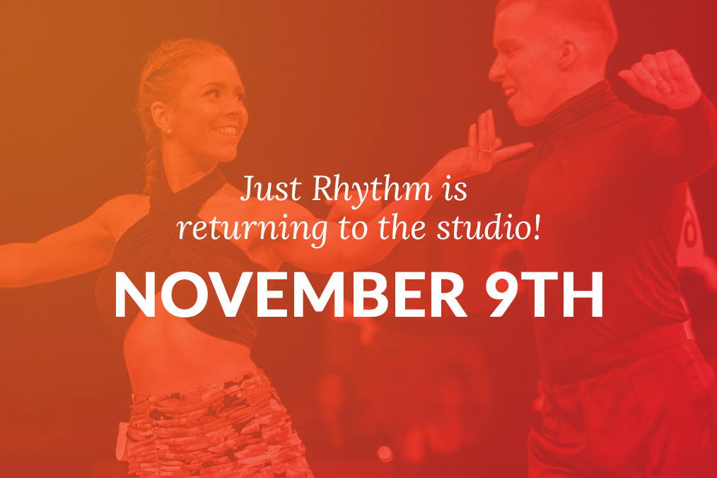 Return to the studio - November 2020!