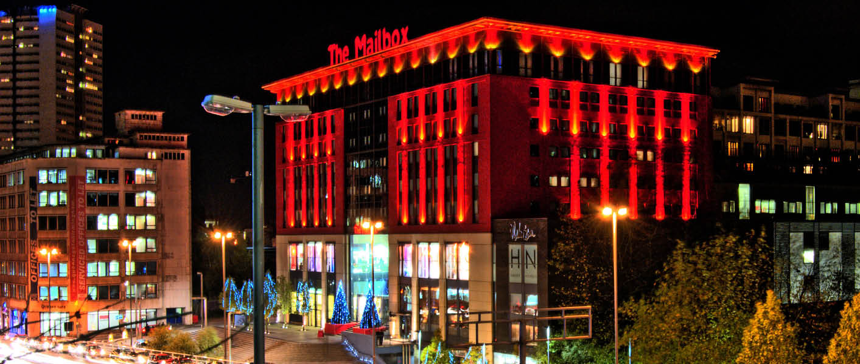 The Mailox Birmingham