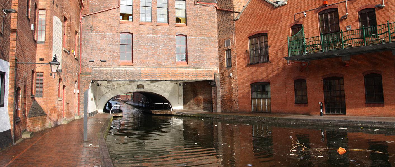 Industrial heritage of Birmingham canals