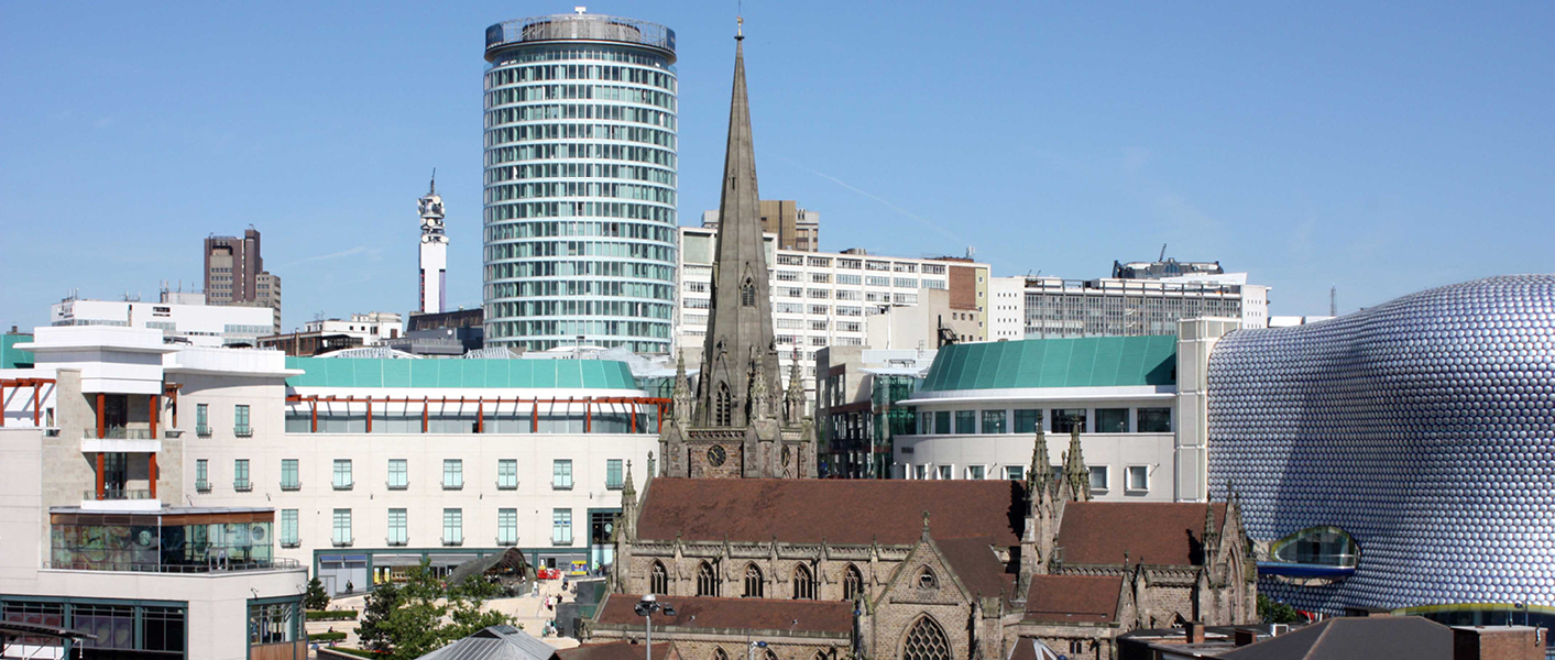 Birmingham is better than London for careers