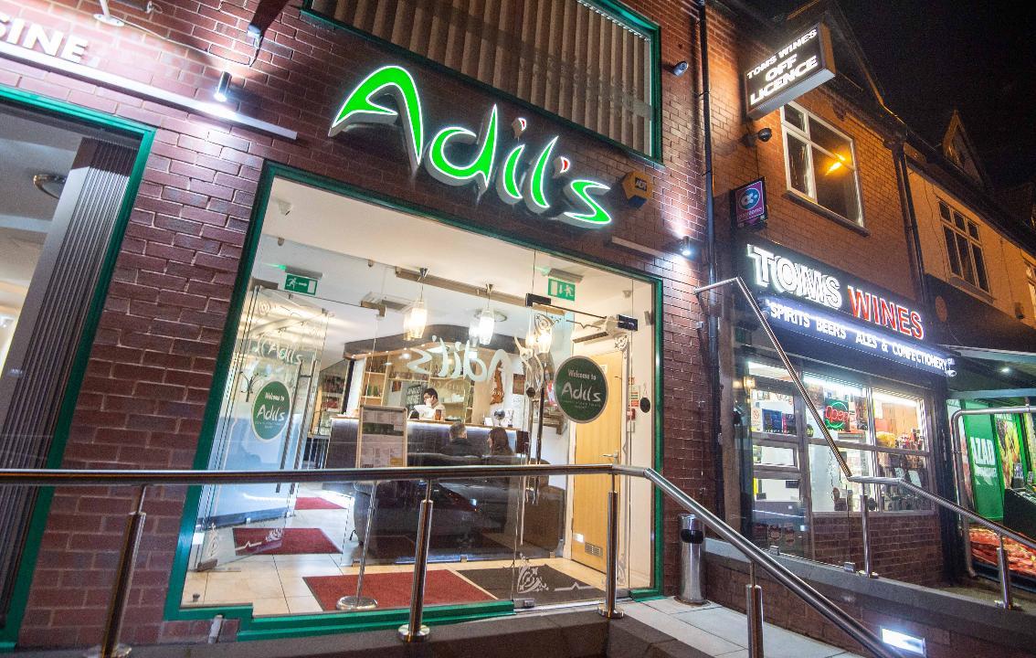 Adil's Birmingham Balti