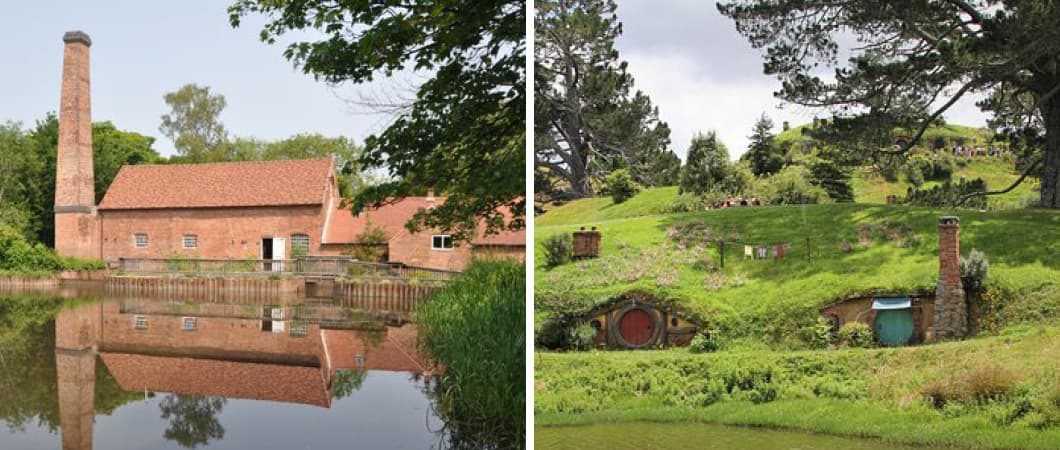 Sarehole Mill and Hobbiton