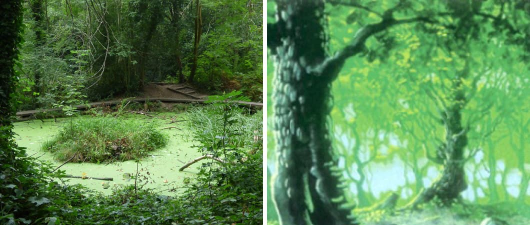 moseley bog and the old forest