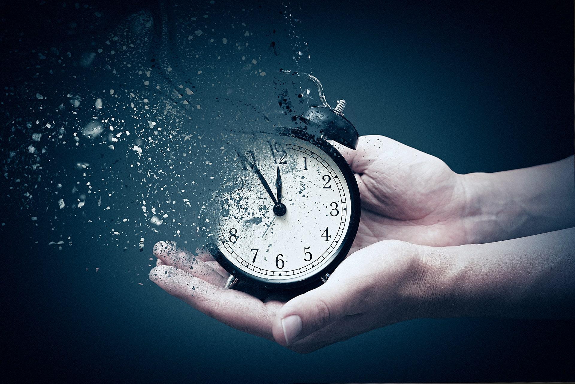 Institut Aurovida - Blog - Le manque de temps est-il une fatalité?