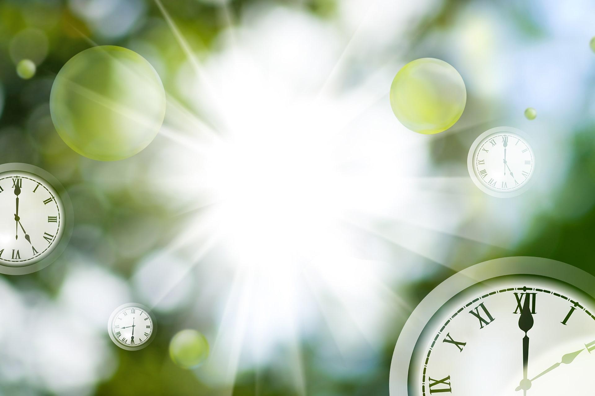 Institut Aurovida - Blog - Le manque de temps nous rendrait-il plus vivants? Réalité ou illusion?