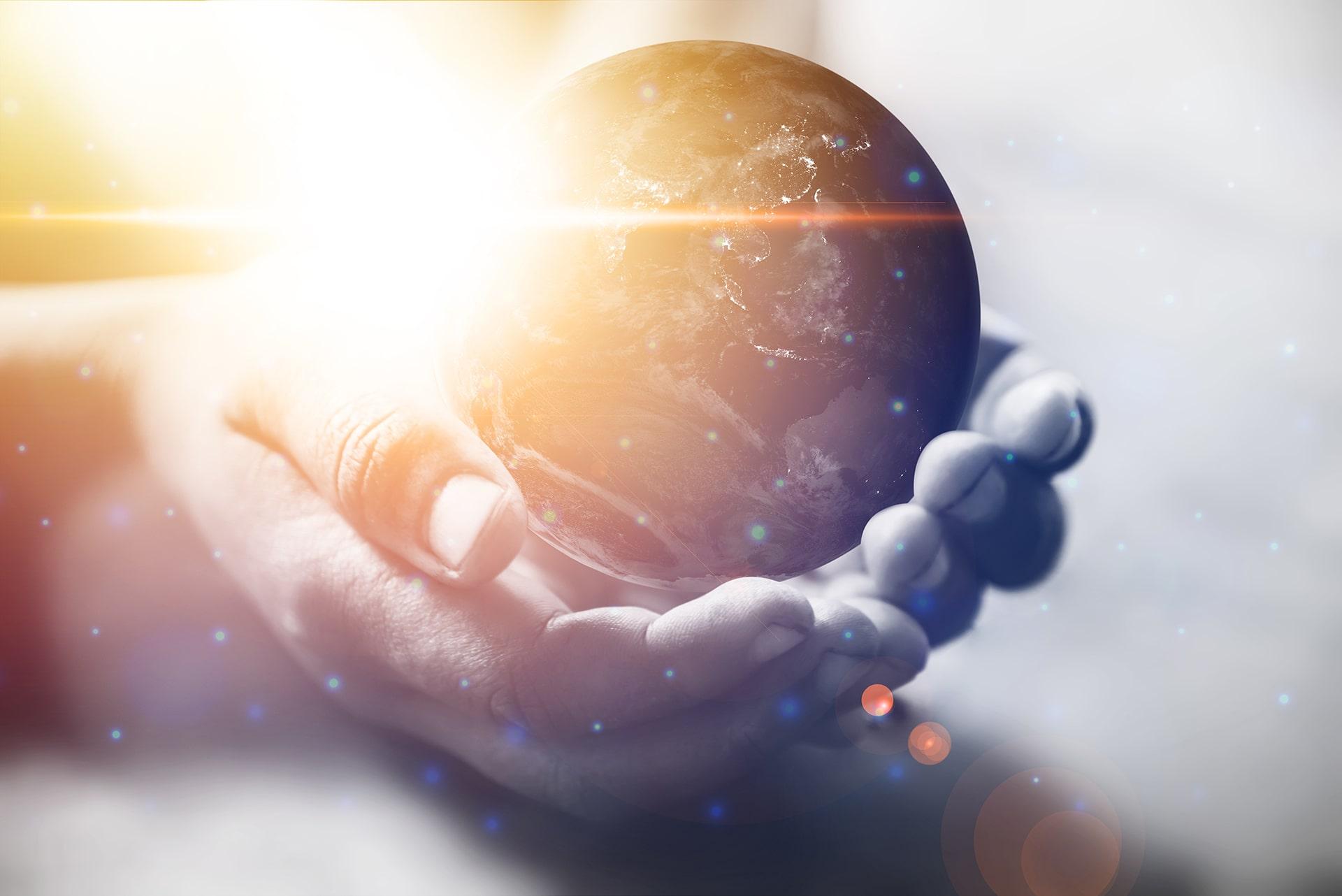 Institut Aurovida - Blog - Le Climat et la Spiritualité