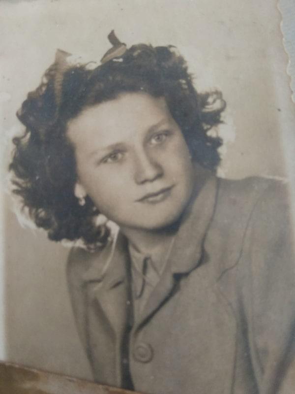 Rose dans ses jeunes années - Institut Aurovida - Lausanne