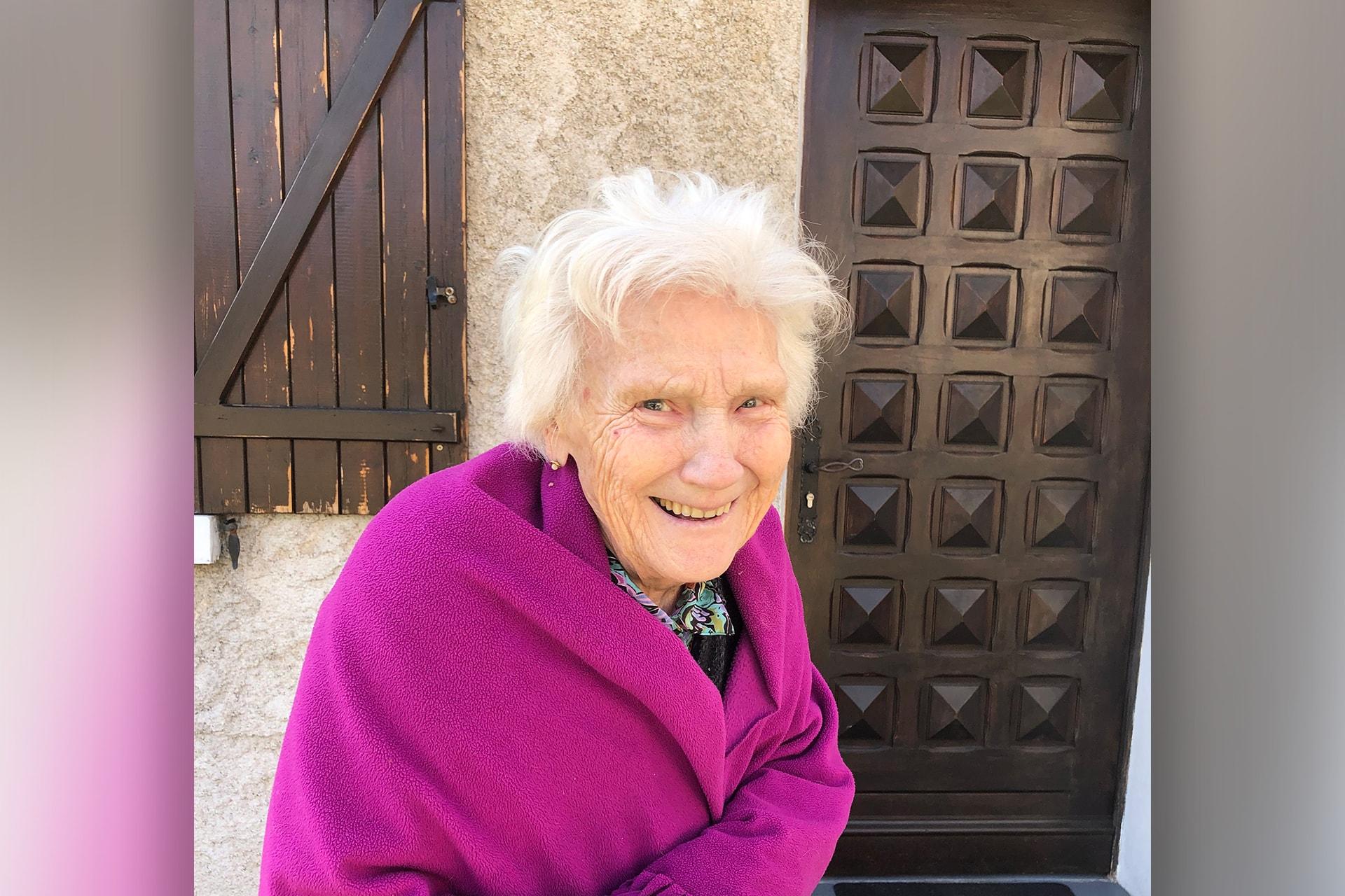 Institut Aurovida - Blog - Rosa, un espoir pour ne plus avoir peur de vieillir