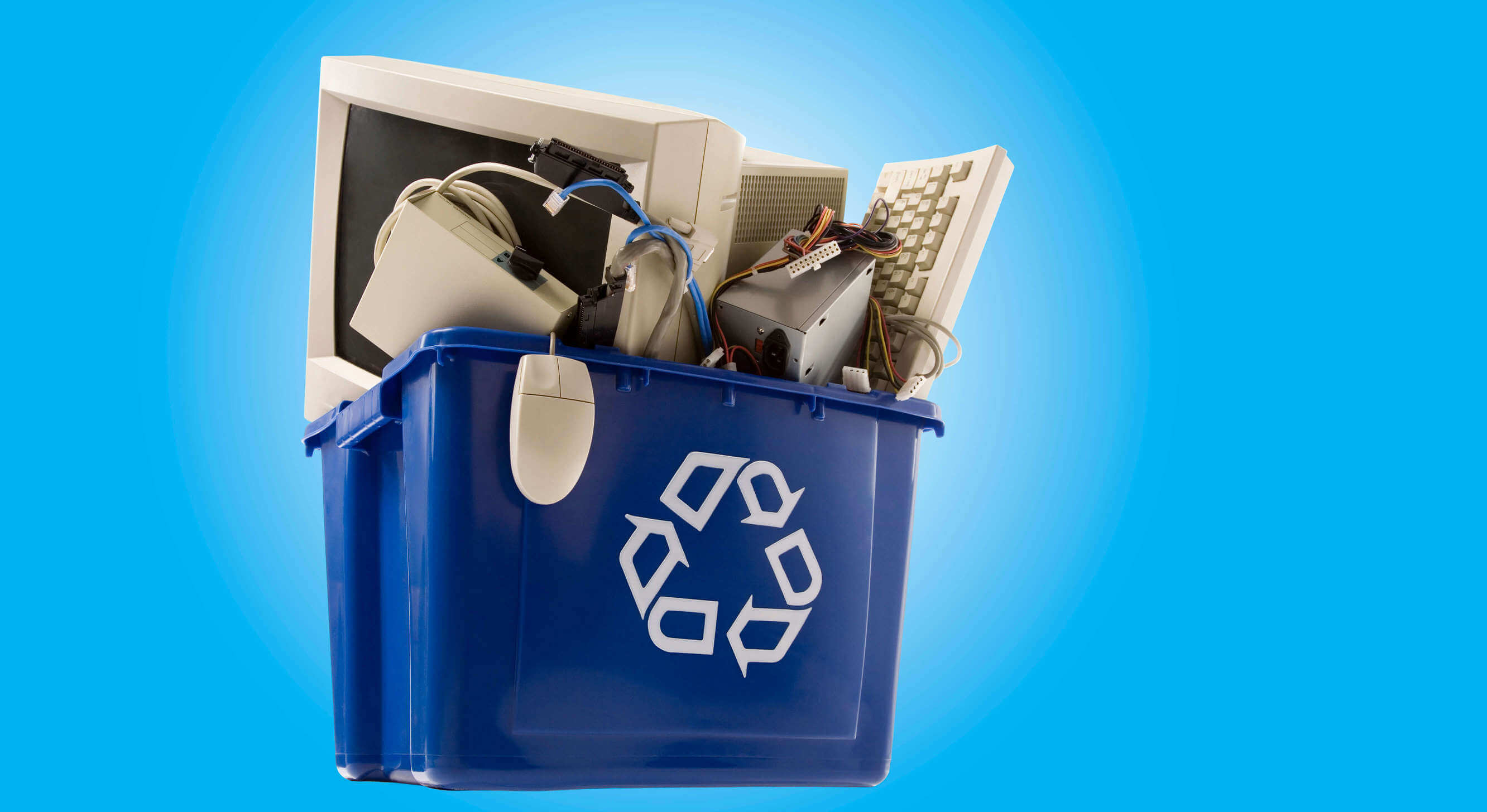 Residential Electronics Recycling