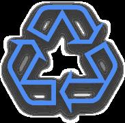 Electronics Recycling Icon
