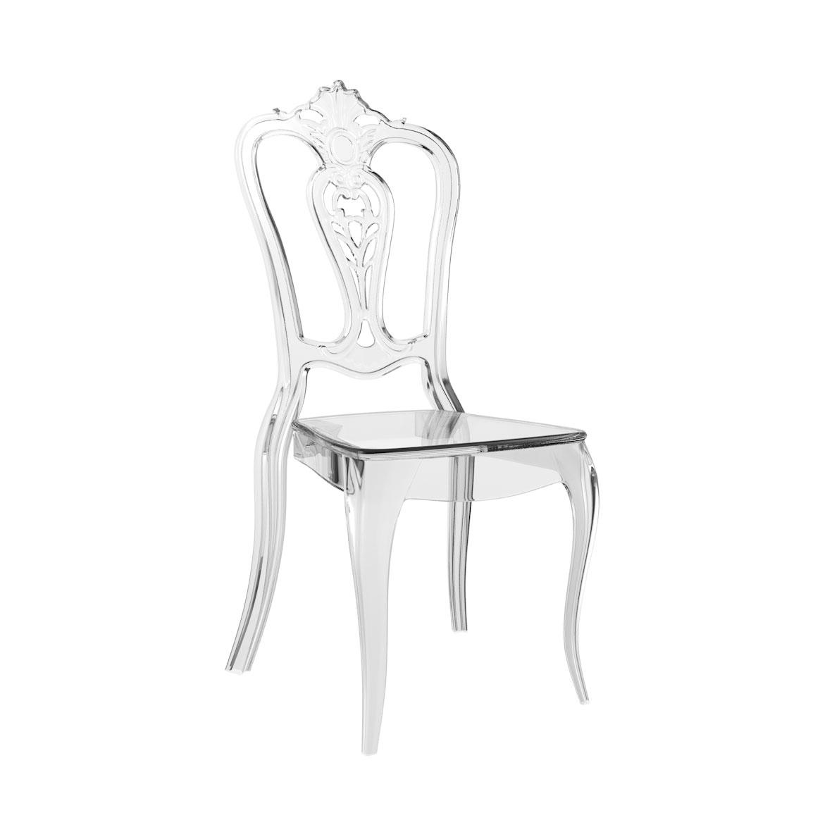 Cadeira Laura Cristal