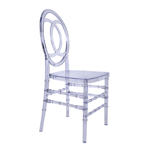 Cadeira Chanel Policarbonato