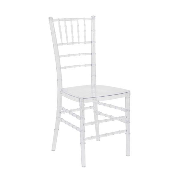 Cadeira Transprente