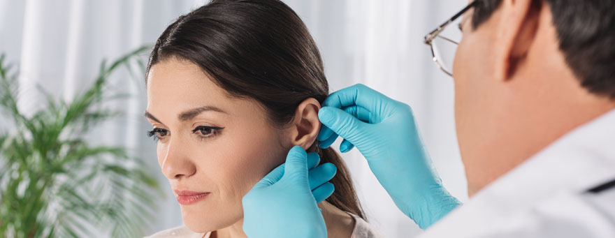 ENTACC Services, Patient Exam