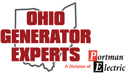ohio generator experts phone logo