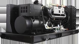 Bi-Fuel Industrial Generator Cleveland