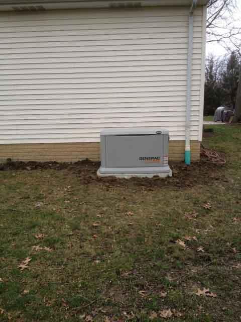 Generac Generator in Cleveland OH