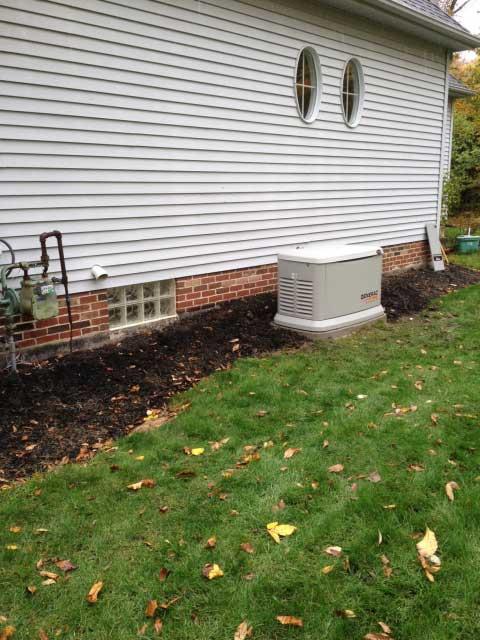 Generac Generator Installed in Northeast OH