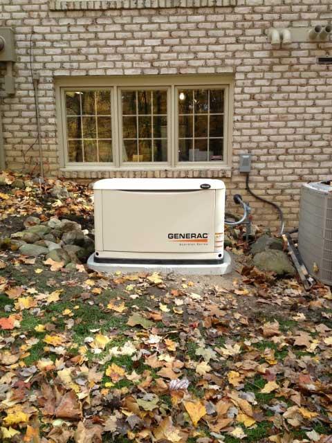 Generac Generator Residential