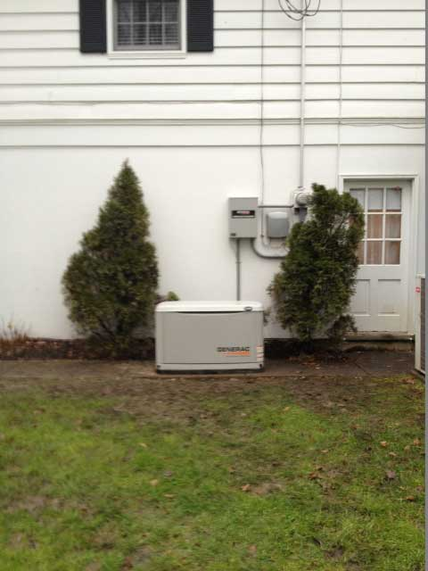 Generac Outdoor Generator