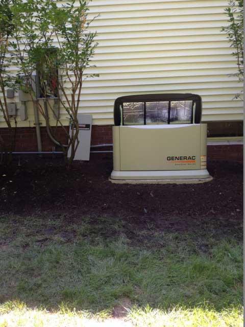 Generac Generator Maintenance in Lake County