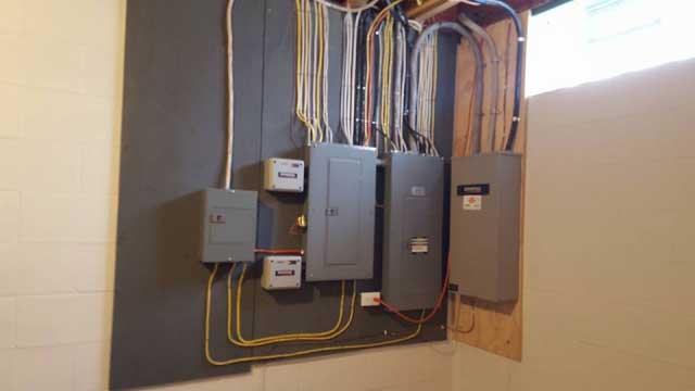 Indoor Power Panel for Generator