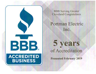 Accredited BBB Busines