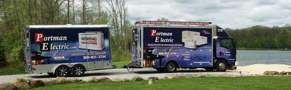 portman electric service team