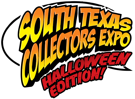 South Texas Collectors Expo Halloween Edition 2021 Logo
