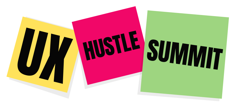UX Hustle Summit Logo