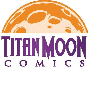 Titan Moon Comics Logo