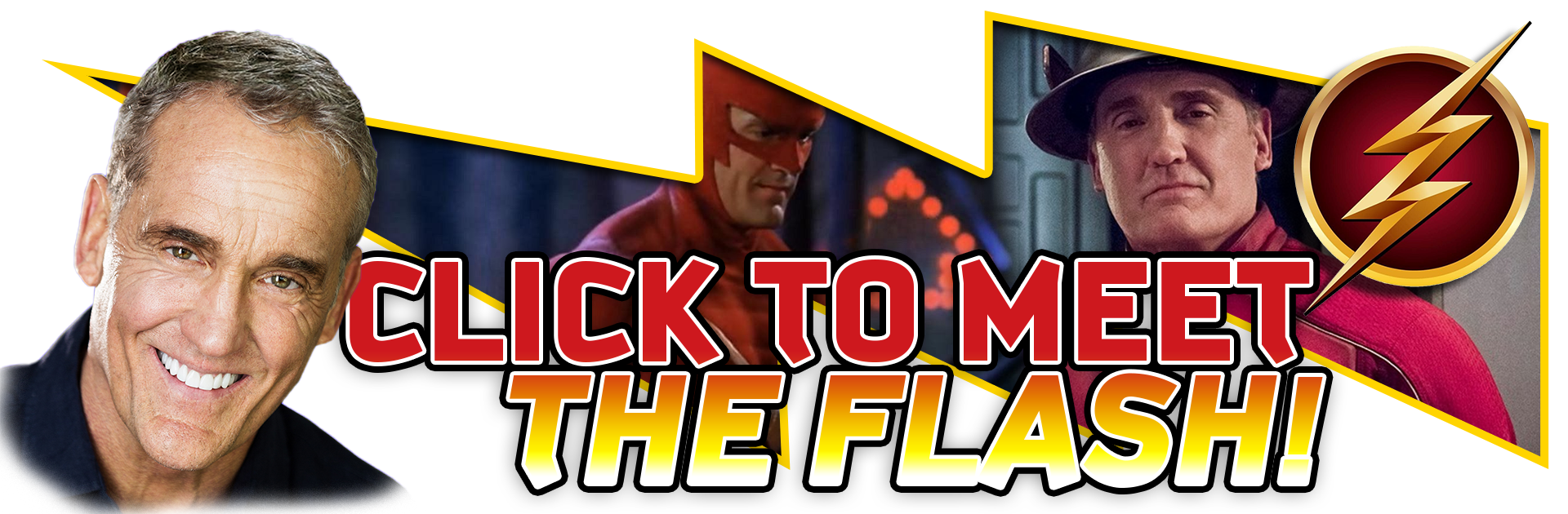 Click to Meet the Flash!