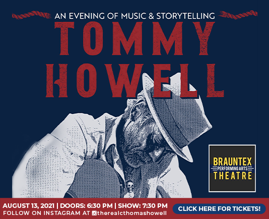 tommy howell music and storytelling stacked