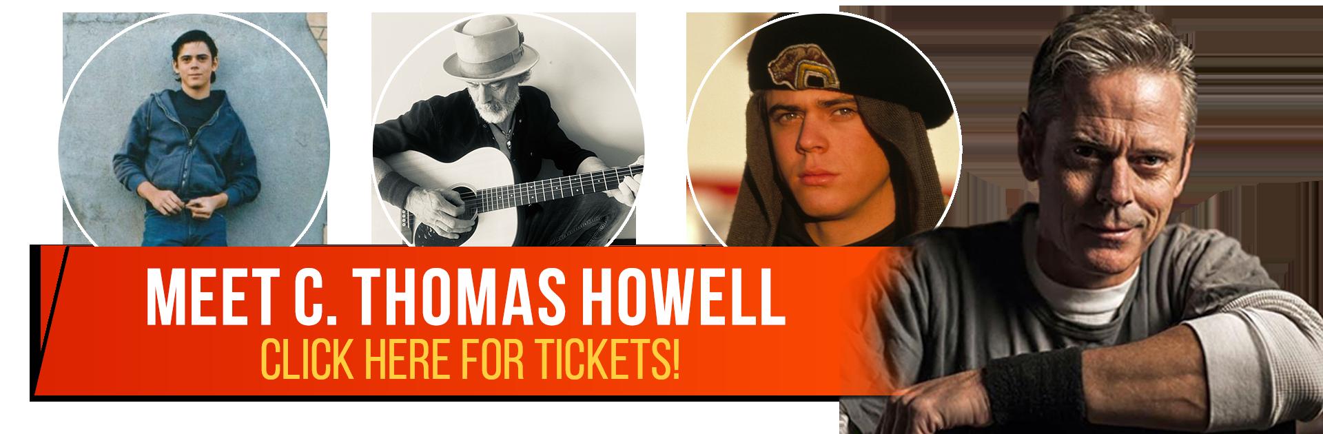 Click to Meet C Thomas Howell!