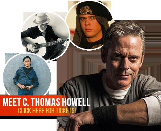 Meet C Thomas Howell!