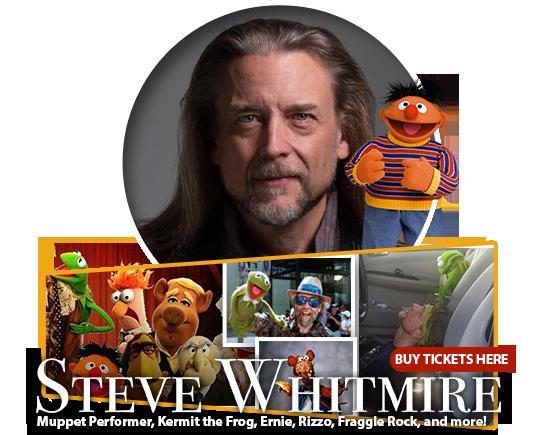 Meet Steve Whitmire!