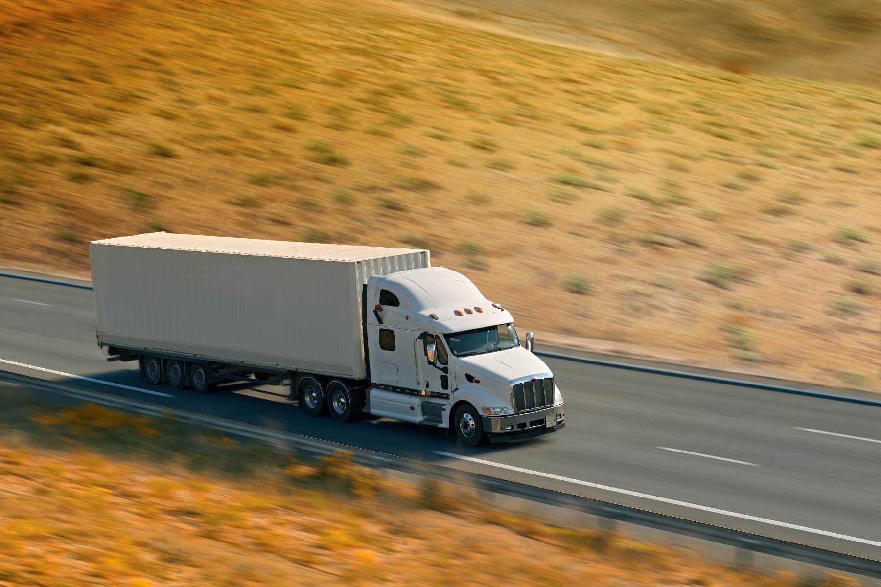 Dedicated truckload transportation