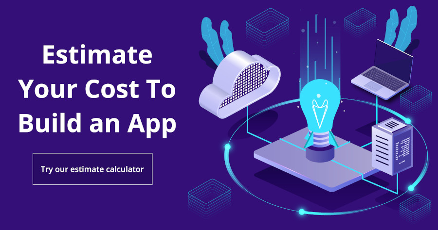 try our app estimate calculator CTA image