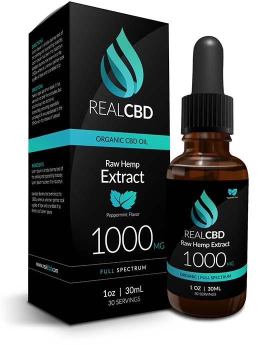 1000mg CBD Oil for Chronic Pain