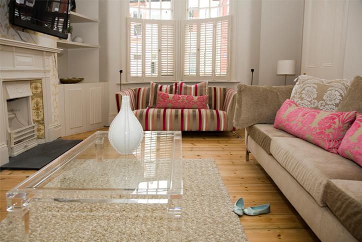 Living Room Shutetrs