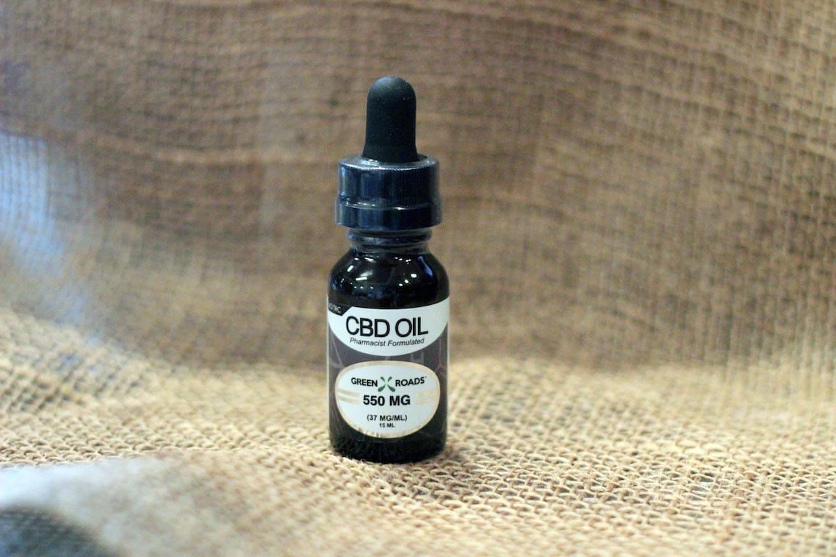 Photo of CBD Oil 550mg