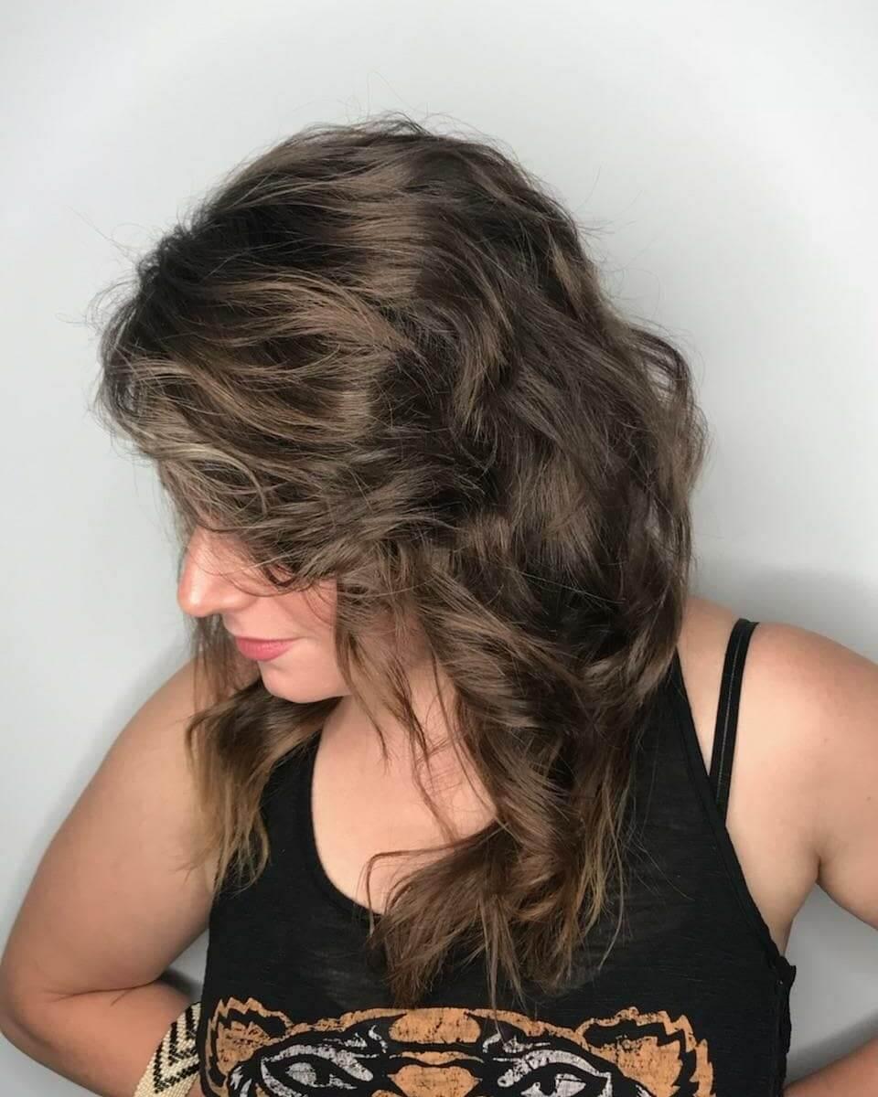 long brown curls by metamorphosis