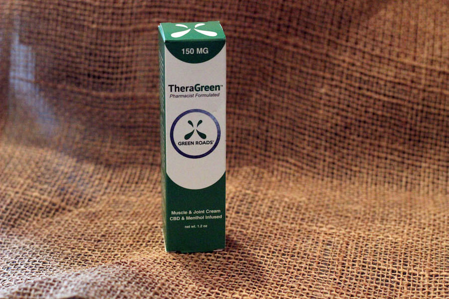 Photo of Theragreen Muscle and Joint Cream